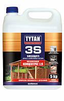 Біозахист TYTAN 3S/5кг конц. 1:9 для деревини дачних і господарських будівель
