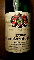 Вино 1990 года Mosel Германия, фото 2