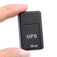 Мини GSM GPS трекер GF-07 со встроенными магнитами для крепления, фото 1