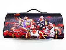 "6"" Активный сабвуфер бочка NBA 200W + BLUETOOTH + 2 микрофона, фото 3"