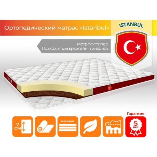 Тонкий матрас  Alex Istanbul 150x190 см (109327)