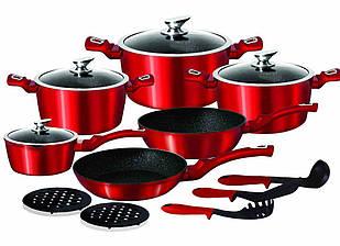 Набор посуды Edenberg из 15 предметов (EB5612)