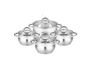 Набор посуды Edenberg 8 предметов (EB-3718)