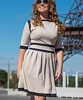 Платье из лакоста | 2116 sk