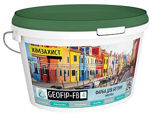 Хімстійка фарба GEOFIP для бетону 14 кг (FB 4)