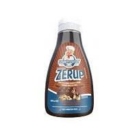 Низкокалорийный сироп (low calories syrup Zerup) 425 мл со вкусом шоколадный карамель