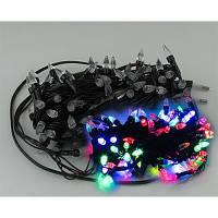 Гирлянда електрична кольорова 100л LED 5-273 (6366)