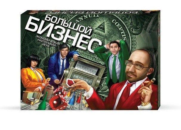 "Гра велика наст. ""Великий бізнес"" (10) укр., DT G 1-UA"