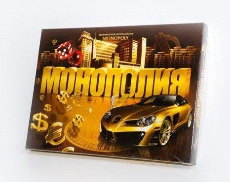 "Гра мала наст. ""Монополия"" рос. (20), SP G 08"