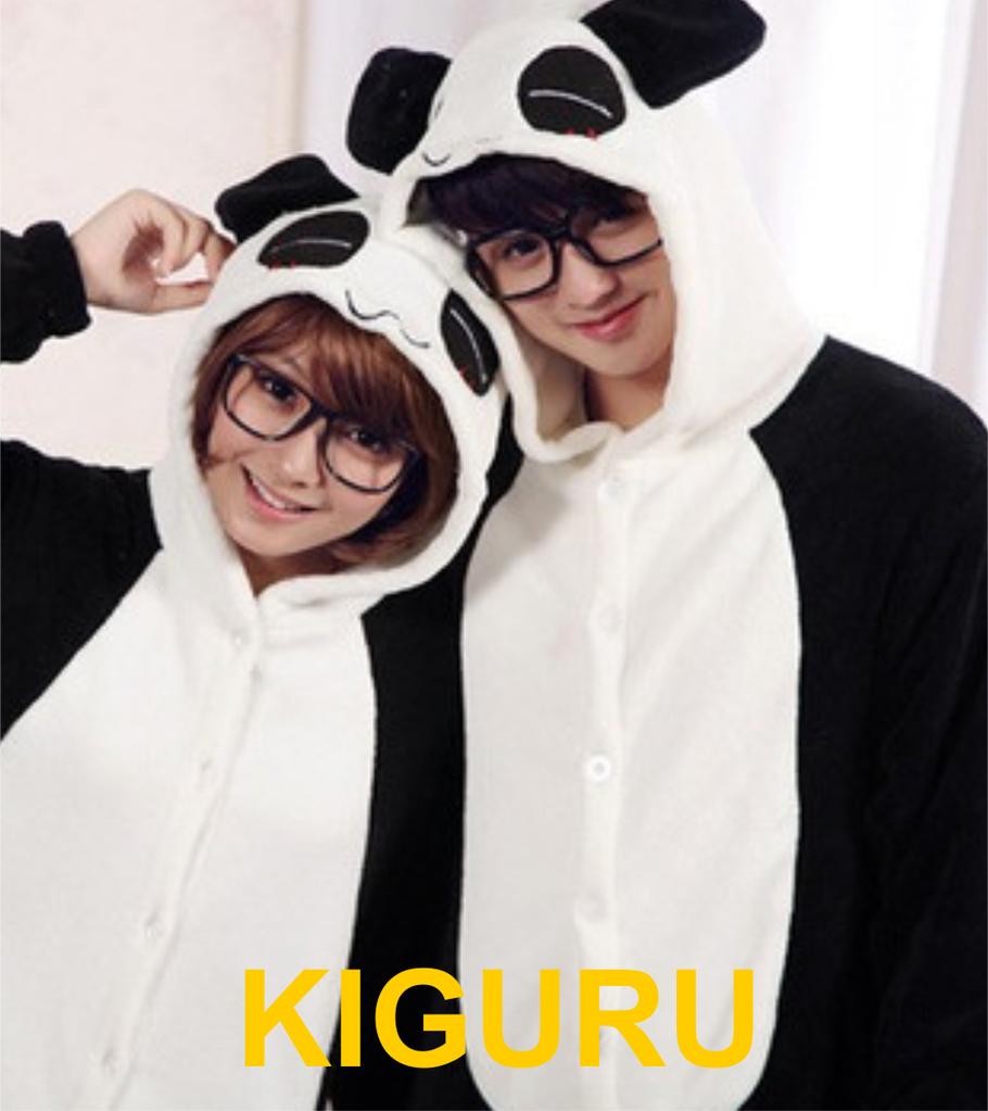 Пижама в виде панды
