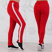Женские,модные спортивные штаны с лампасом норма и батал.Новинка 2020, фото 1