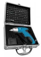Отвертка аккумуляторная KRAISSMANN 600 AS 3.6(кейс,насадки)