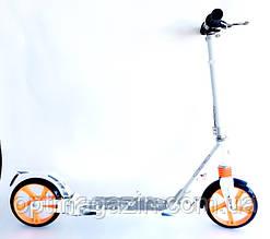Самокат Scooter Urban Sport 116C white