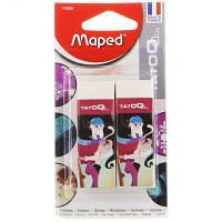 Ластик MAPED TATOO SET*2шт (MP.116000)