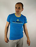 Мужская футболка adidas, фото 6