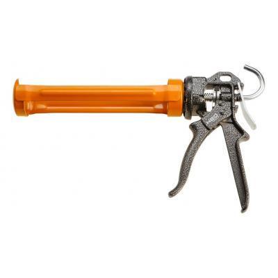 Пистолет для герметика Neo Tools 240 мм, металл 1,6 мм. (61-003)