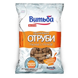 Отруби и хлебцы Витьба
