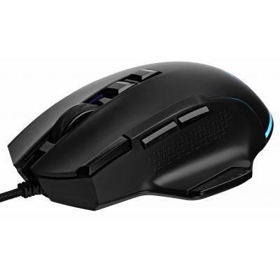 Мышка 2E MG330 RGB USB Black (2E-MG330UB)