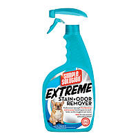 Simple Solution (Симпл Солюшен) Extreme Stain and Odor Remover Средство для удаления пятен и запаха животных