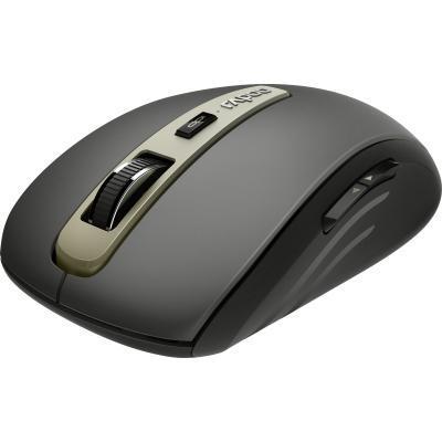 Мышка Rapoo MT350 black