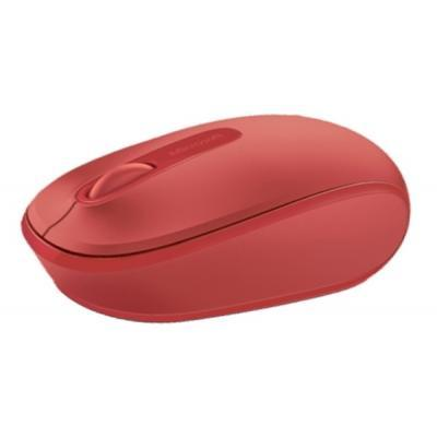 Мишка Microsoft Mobile 1850 Red (U7Z-00034)