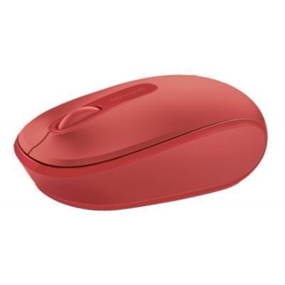 Мышка Microsoft Mobile 1850 Red (U7Z-00034)