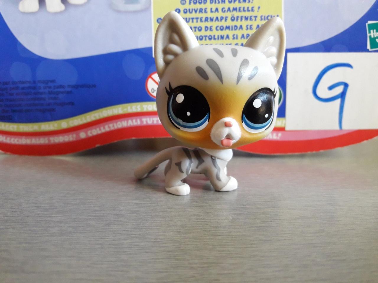 Littlest pet shop lps іграшка Hasbro лпс пет шоп котик