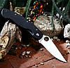 Spyderco PA60-BK чёрный складной полуавтоматический нож (длина лезвия 99 мм)