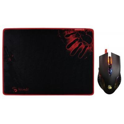 Мишка A4tech Bloody Q5081S Black