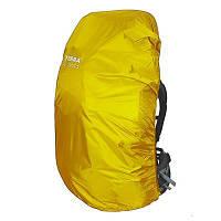 Чохол для рюкзака Terra Incognita RainCover S yellow (4823081502654)