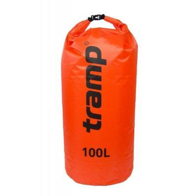 Гермомешок Tramp PVC Diamond Rip-Stop оранжевый 100л (TRA-210-orange)