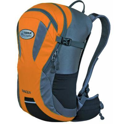 Рюкзак Terra Incognita Racer 18 orange / grey (4823081503835)