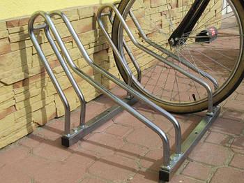 Велопарковка на 2 велосипеди