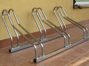 Велопарковка на 3 велосипеди Cross-3