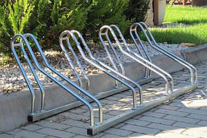 Велопарковка на 4 велосипеди Cross-4