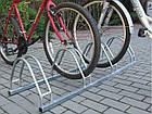 Велопарковка на 4 велосипеди Echo-4, фото 3