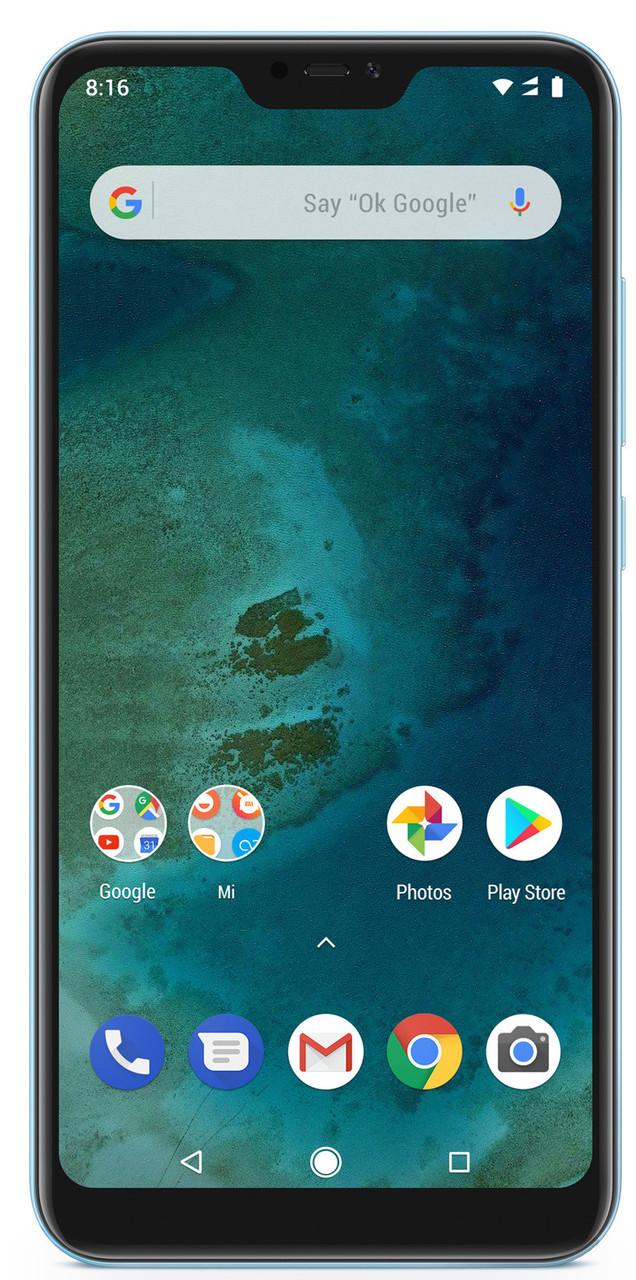 Xiaomi Mi A2 Lite 3/32 Blue Grade C