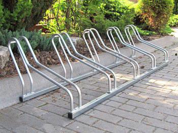 Велопарковка на 5 велосипедів