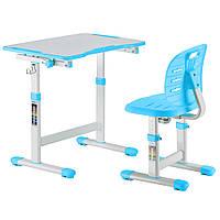 Комплект парта и стул трансформеры Omino Blue FunDesk