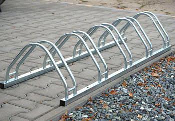 Велопарковка на 5 велосипедів Echo-5