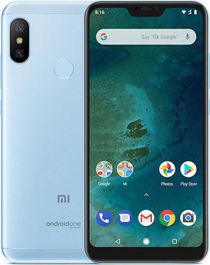 Xiaomi Mi A2 Lite 3/32 Blue Grade B1