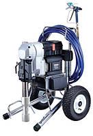 Безвоздушный распылитель с поршневым электронасосом AGP PM039