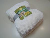 Плед бамбук-микрофибра, молочный, фото 1