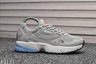 Кроссовки женские Adidas Falcon Gray Blue.Стильные кроссовки серого цвета., фото 1