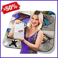 Эпоксидная смола ПРОСТО И ЛЕГКО для заливки 3D столешниц 1 кг Бесцветный КОД: epoxy_stol_3d_pl_1kg