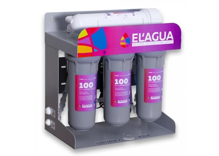 Система зворотного осмосу EL'AGUA 100 для HoReCa