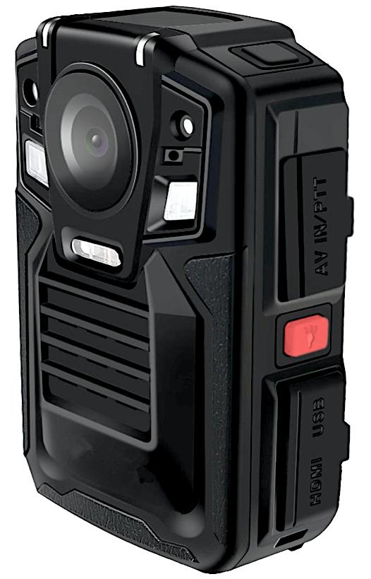 Відеореєстратор нагрудний поліцейський Патруль Х - 02 (Protect R-02A) 64Gb+GPS, Онлайн Wi-Fi (STA,AP), 2021