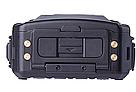 Відеореєстратор нагрудний поліцейський Патруль Х - 02 (Protect R-02A) 64Gb+GPS, Онлайн Wi-Fi (STA,AP), 2021, фото 4
