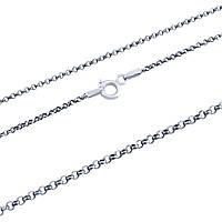 Серебряная цепочка GS без камней (0102474) 400 размер