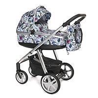 Детская универсальная коляска 2 в 1 Espiro Next 2.1 Special Edition 460 Flower